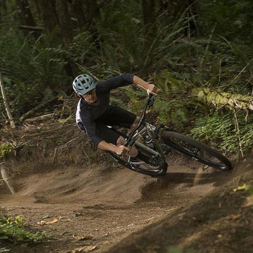 Vélos Semi-Rigide