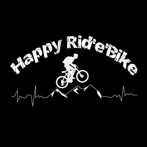 Happy Rid'e'Bike